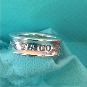 Vintage Tiffany & Co .925 Ring